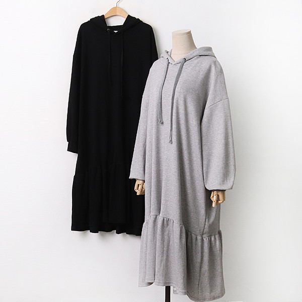 009 캐주얼플레어롱원피스 DRAA787 도매 배송대행 미시옷 임부복