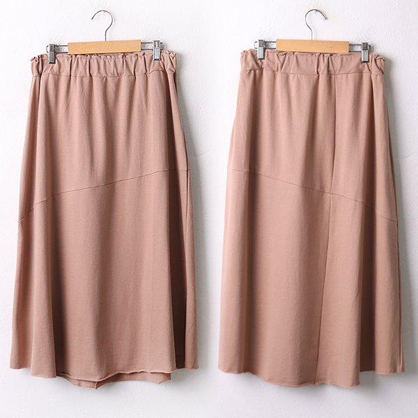 009 밴딩절개사선면스커트 DMDA798 도매 배송대행 미시옷 임부복