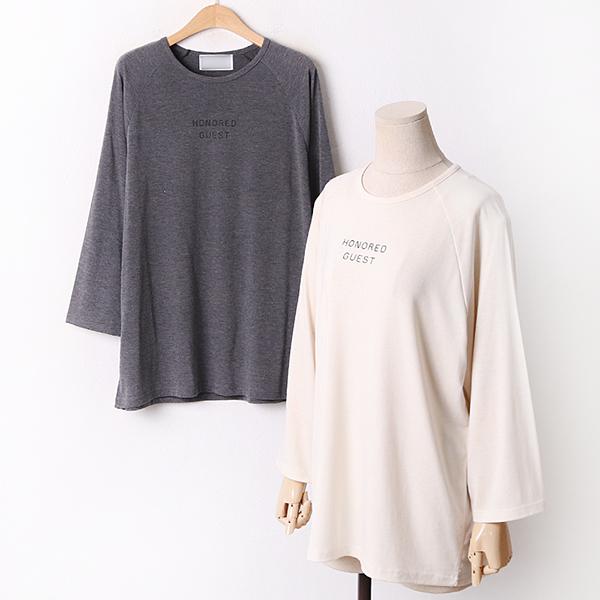 009 포인트나염오버핏티 DEZA815 도매 배송대행 미시옷 임부복