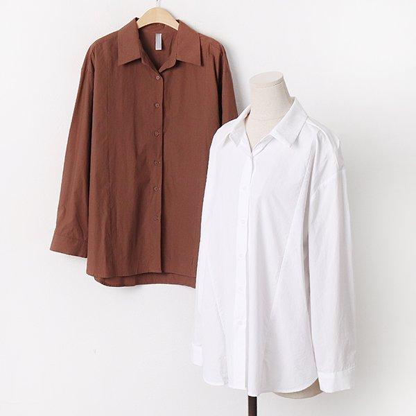009 베이직벌룬절개셔츠 DGYA833 도매 배송대행 미시옷 임부복