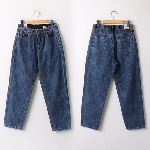 009 밴딩돌청배기핏데님진 DMDA839 도매 배송대행 미시옷 임부복