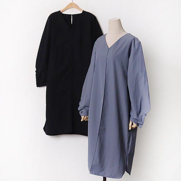 009 고무셔링트임롱원피스 DSMA862 도매 배송대행 미시옷 임부복