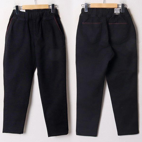 011 와인파이핑포켓블랙진 DLOB510 도매 배송대행 미시옷 임부복