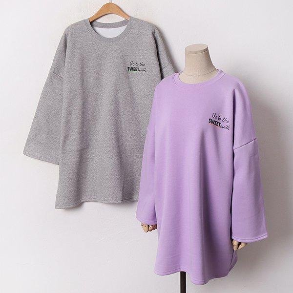 011 톡톡쿠키기모롱박스티 DNSB514 도매 배송대행 미시옷 임부복