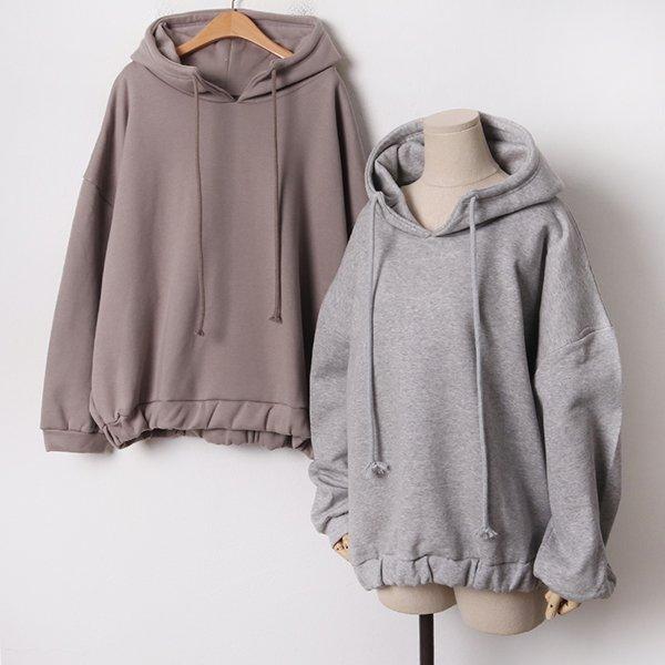 011 넉넉한밴딩기모후드티 DNSB515 도매 배송대행 미시옷 임부복