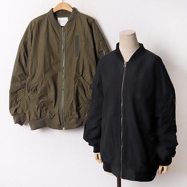 011 가벼운시보리항공점퍼 DSMB521 도매 배송대행 미시옷 임부복