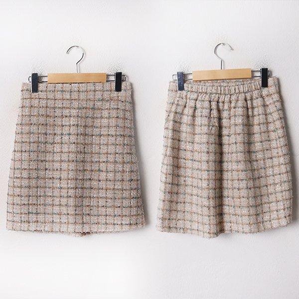 012 메리력셔리트위드치마 DLTB653 도매 배송대행 미시옷 임부복