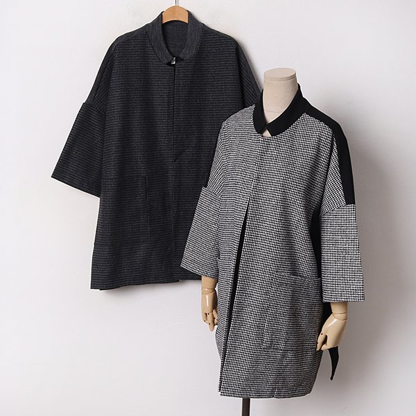 012 모던차이나카라가디건 DMNB671 도매 배송대행 미시옷 임부복
