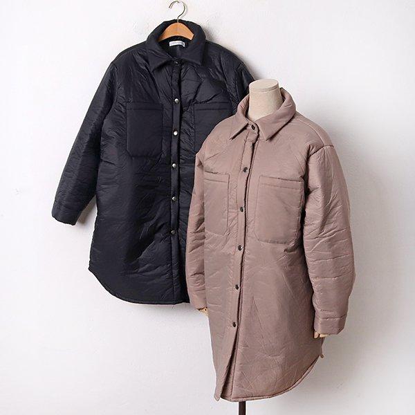 012 클래식퀄팅라운드패딩 DBAB673 도매 배송대행 미시옷 임부복
