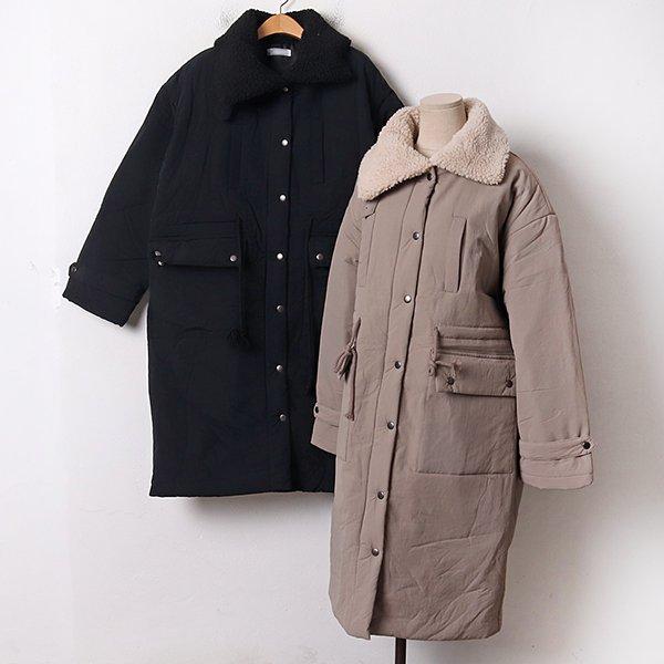 012 큐티포켓6온스롱패딩 DBAB674 도매 배송대행 미시옷 임부복