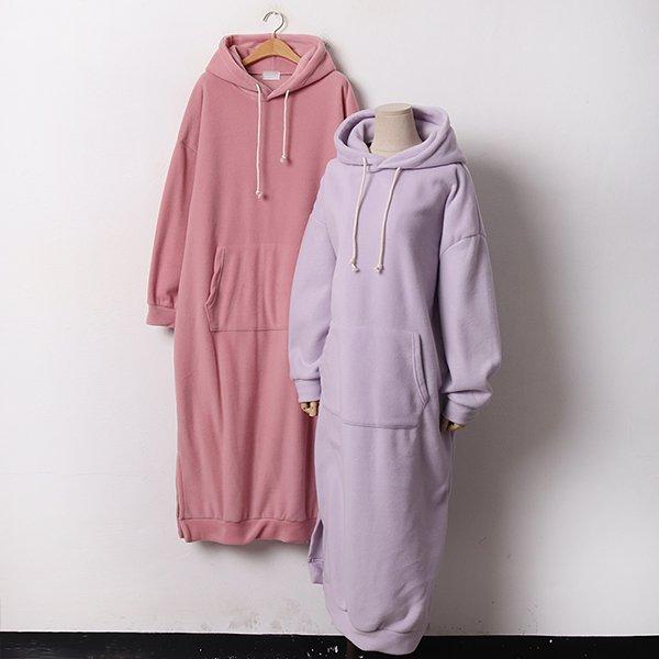 001 칼라풀오버후드원피스 DMOB685 도매 배송대행 미시옷 임부복