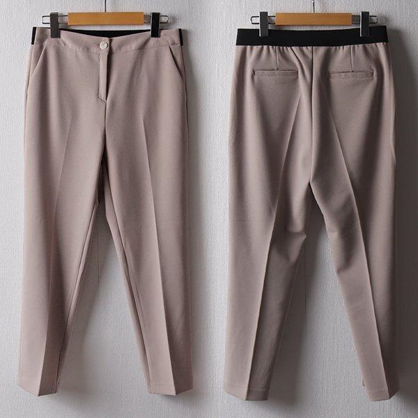102 찰랑트윌밴딩일자팬츠 DSNB903 도매 배송대행 미시옷 임부복