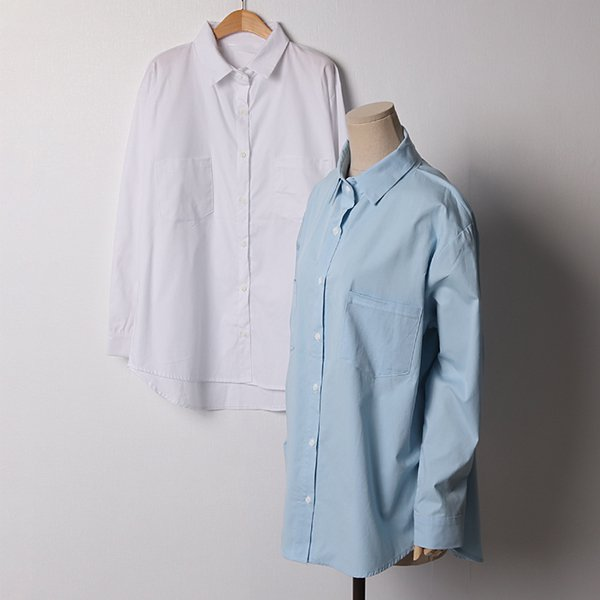 102 내추럴언발롱오버남방 DSSB909 도매 배송대행 미시옷 임부복
