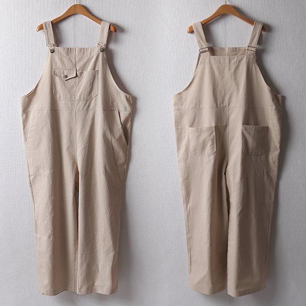 102 포켓디테일와이드멜빵 DCHB910 도매 배송대행 미시옷 임부복
