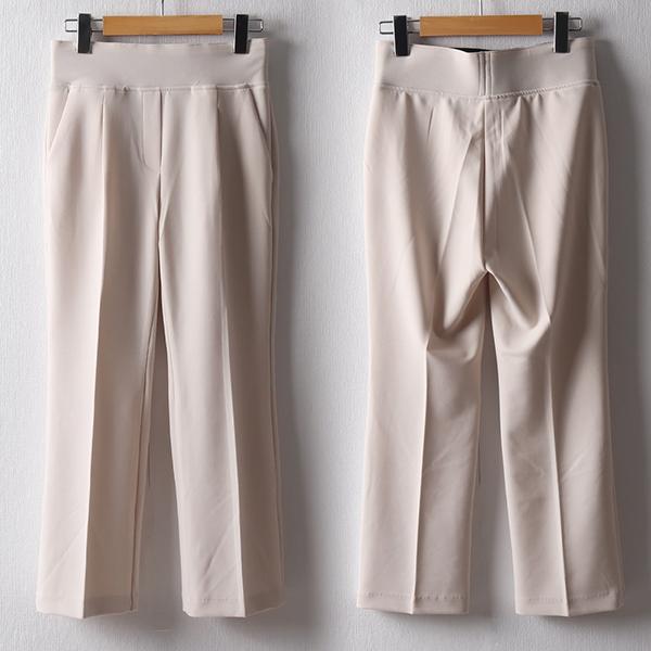 102 모던포켓스판부츠팬츠 DSNB932 도매 배송대행 미시옷 임부복