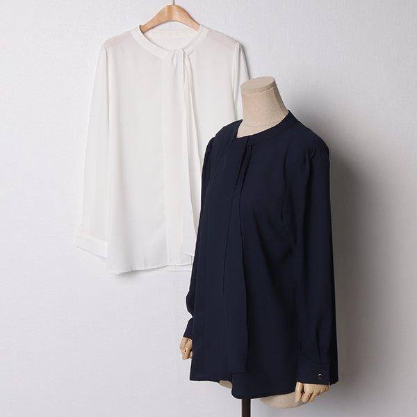 102 크레이프쉬폰블라우스 DBGB949 도매 배송대행 미시옷 임부복