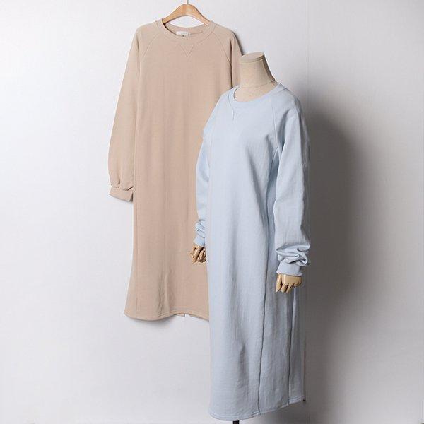 102 편안한트임쭈리원피스 DLYB951 도매 배송대행 미시옷 임부복