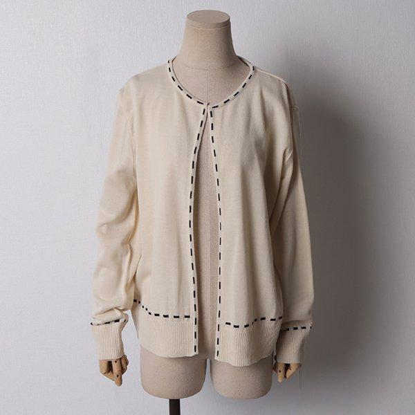 102 클린포인트니트가디건 DRMB967 도매 배송대행 미시옷 임부복