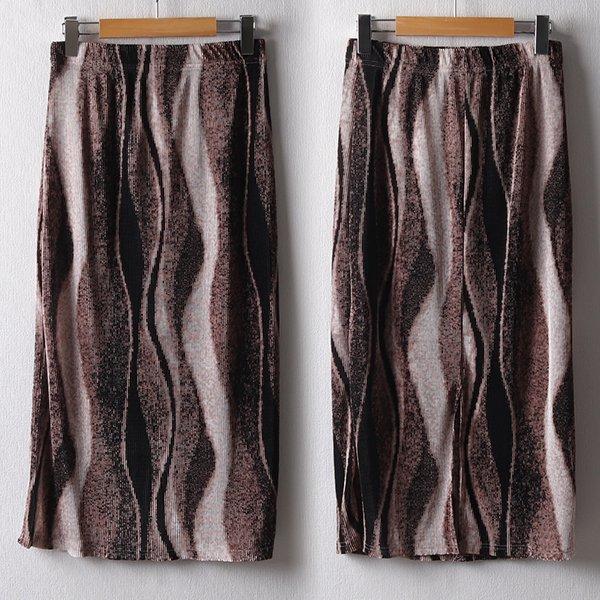 103 잔플리츠주름롱스커트 DYPB983 도매 배송대행 미시옷 임부복