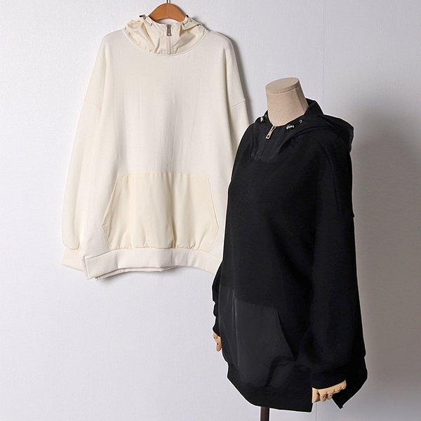 103 스포티반집업오버후드 DSMB992 도매 배송대행 미시옷 임부복