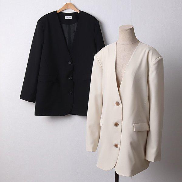 103 데이지노카라박시자켓 DDLD145 도매 배송대행 미시옷 임부복