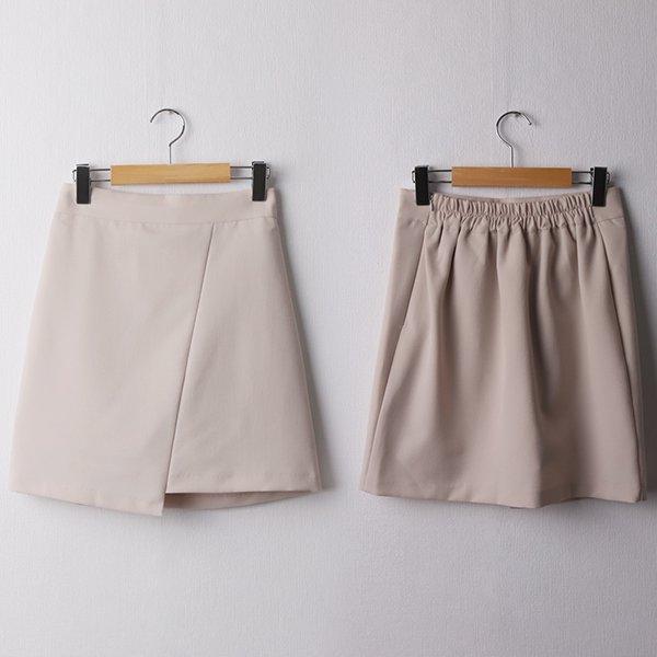 103 슬림언발밴딩치마바지 DLTD152 도매 배송대행 미시옷 임부복