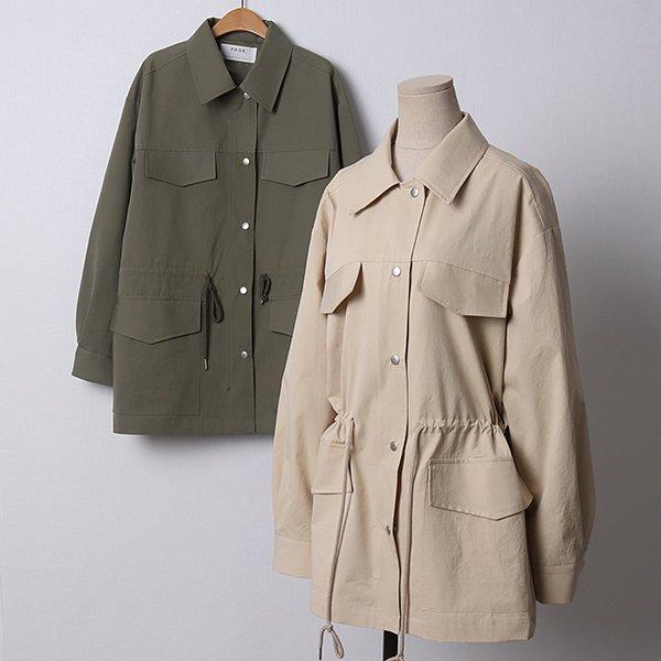 103 리쉬스트링오버핏자켓 DPED166 도매 배송대행 미시옷 임부복