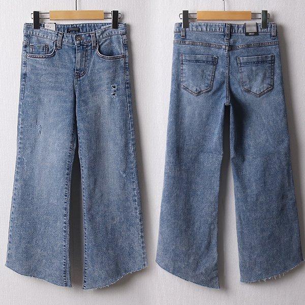 103 빈티지와이드사선팬츠 DLOD170 도매 배송대행 미시옷 임부복