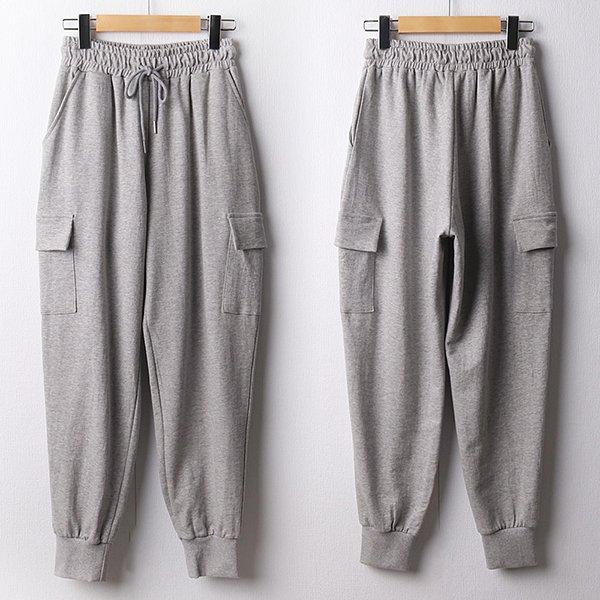 104 무지포켓카고조거팬츠 DMDD183 도매 배송대행 미시옷 임부복