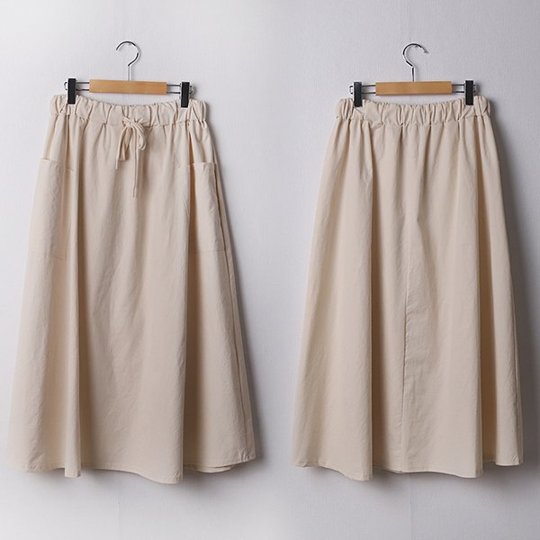 103 무지바이오밴딩스커트 DRAD184 도매 배송대행 미시옷 임부복
