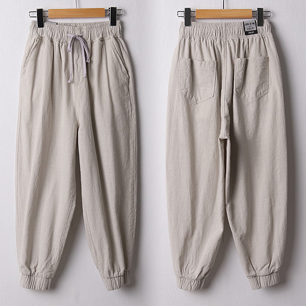 104 아일랜드밴딩조거팬츠 DLOD213 도매 배송대행 미시옷 임부복