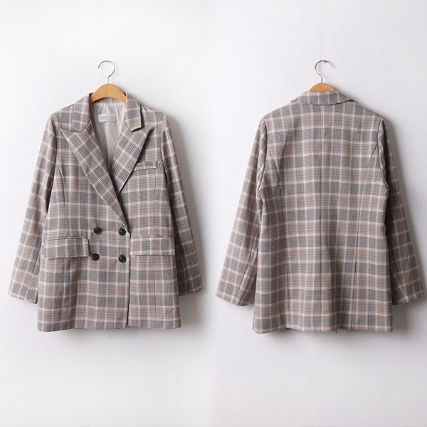 104 유니크카라오버핏자켓 DBRD226 도매 배송대행 미시옷 임부복