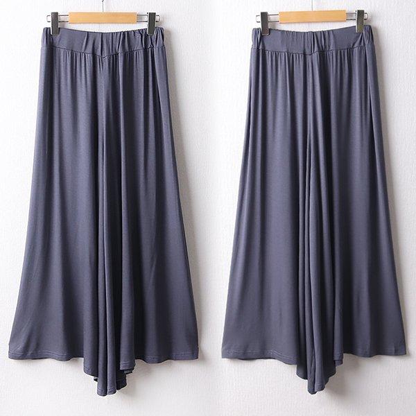 104 올데이밴딩팬츠스커트 DBED231 도매 배송대행 미시옷 임부복