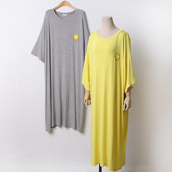 104 낫띵루즈핏실키원피스 DRAD236 도매 배송대행 미시옷 임부복