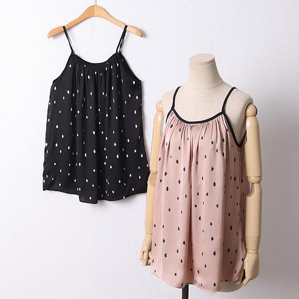 104 테라피셔링배색끈나시 DLTD251 도매 배송대행 미시옷 임부복