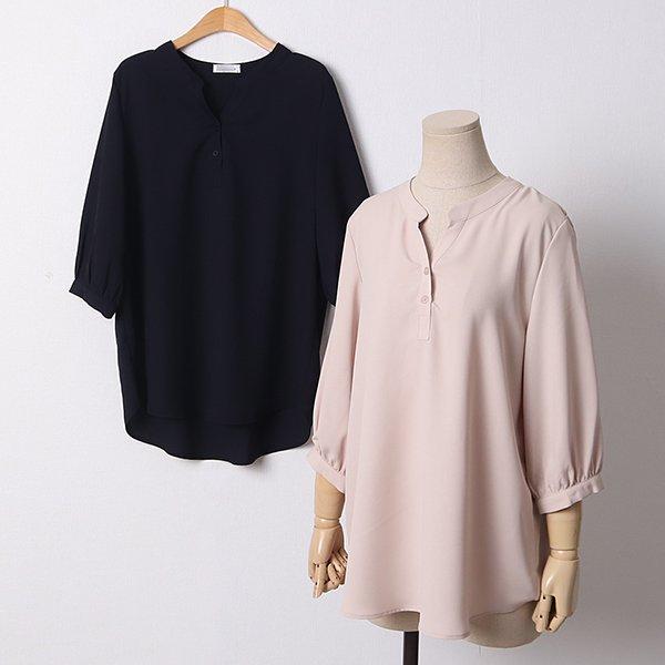 104 망고8부소매블라우스 DOLD269 도매 배송대행 미시옷 임부복