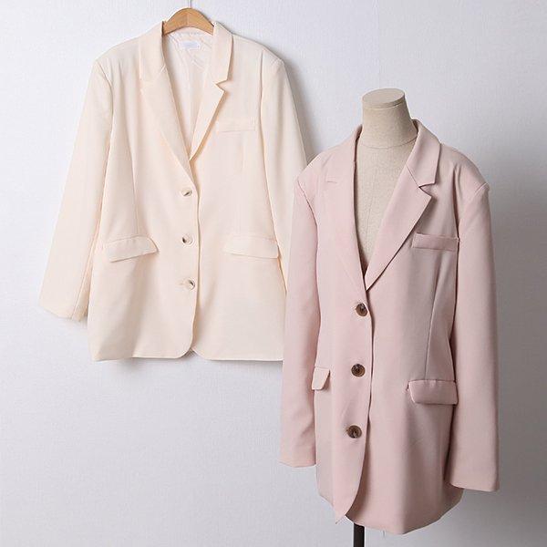 104 스탠다드커버싱글자켓 DDLD272 도매 배송대행 미시옷 임부복