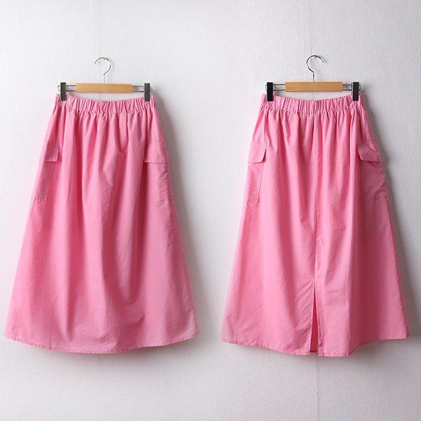 104 레이프A라인롱스커트 DLTD347 도매 배송대행 미시옷 임부복