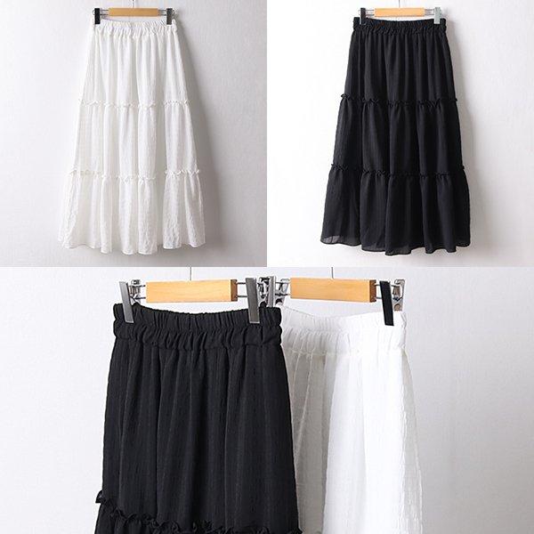 104 마링캉캉셔링롱스커트 DDLD362 도매 배송대행 미시옷 임부복