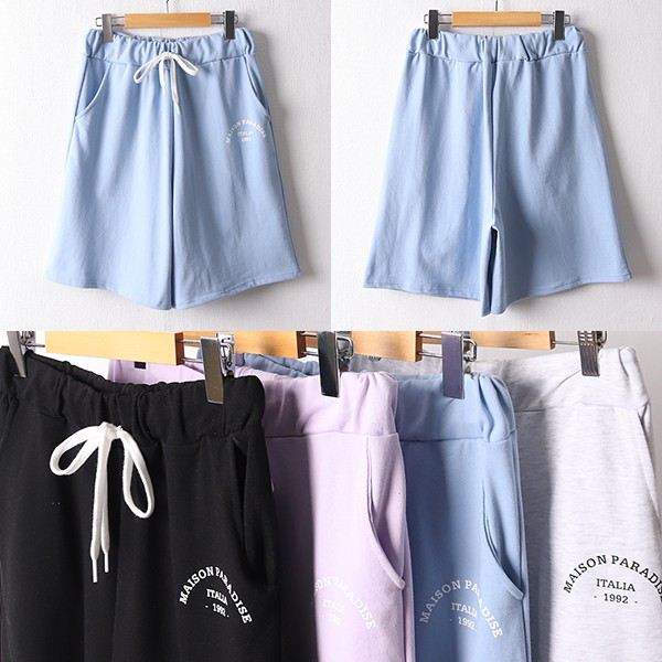 105 1992스트링코튼반바지 DRAD515 도매 배송대행 미시옷 임부복