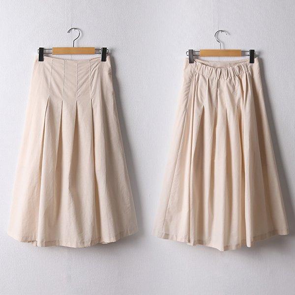 105 테라피핀턱주름스커트 DLTD516 도매 배송대행 미시옷 임부복
