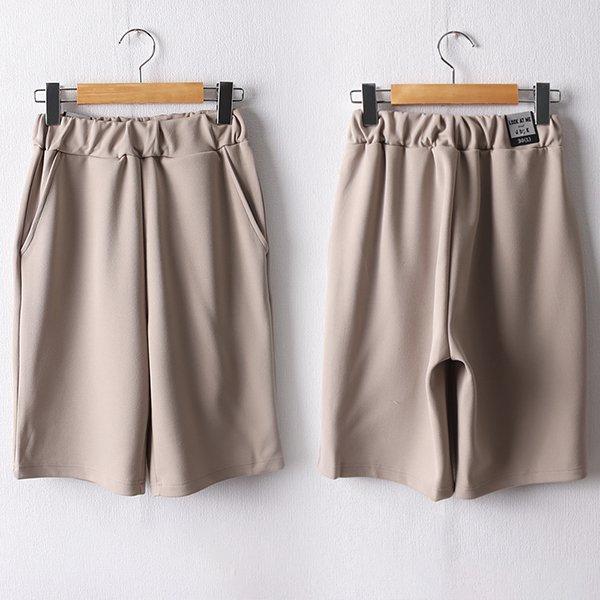 106 베이직밴딩5부반바지 DLOD540 도매 배송대행 미시옷 임부복