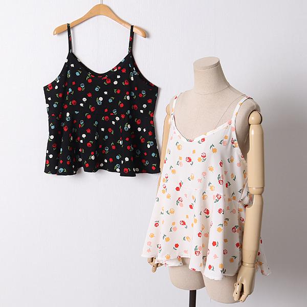 106 포인트플라워뷔스티에 DYPD557 도매 배송대행 미시옷 임부복