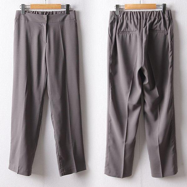106 런치노버튼일자슬랙스 DLTD560 도매 배송대행 미시옷 임부복
