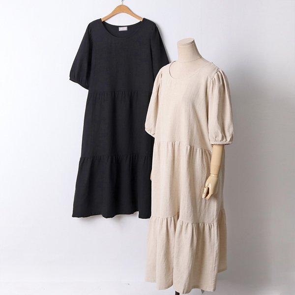 106 소다린넨셔링롱원피스 DCHD568 도매 배송대행 미시옷 임부복