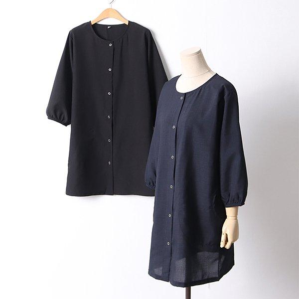 106 썸머노카라퍼프마자켓 DMND575 도매 배송대행 미시옷 임부복