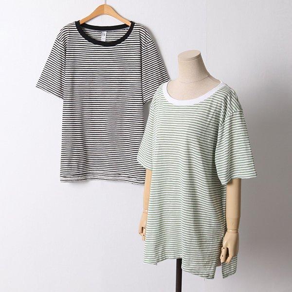 106 알로단가라일자핏반팔 DGOD579 도매 배송대행 미시옷 임부복