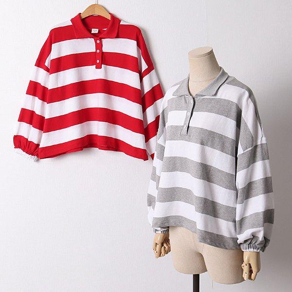 106 츄잉크롭단가라긴팔티 DDDD620 도매 배송대행 미시옷 임부복