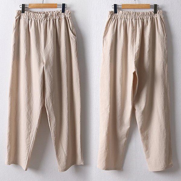106 썸머밴딩와이드마팬츠 DRAD639 도매 배송대행 미시옷 임부복