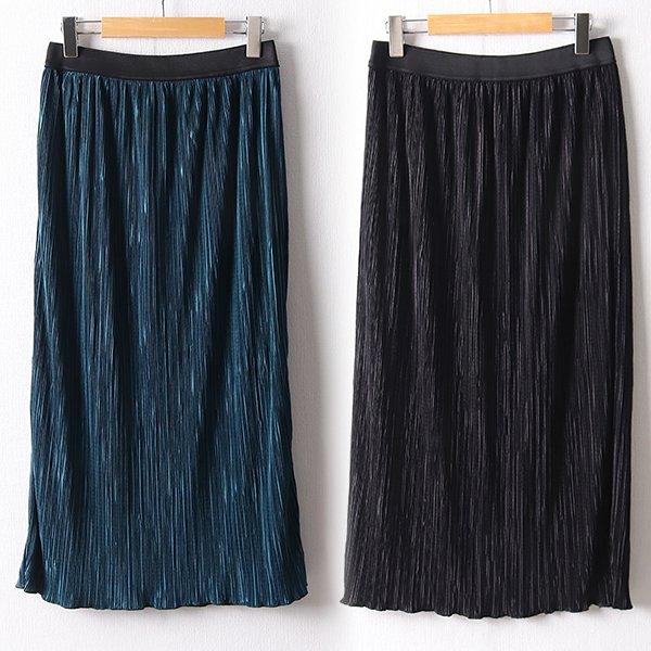 107 라운지잔주름롱스커트 DMND775 도매 배송대행 미시옷 임부복